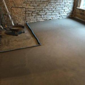 Põranda ehitus
